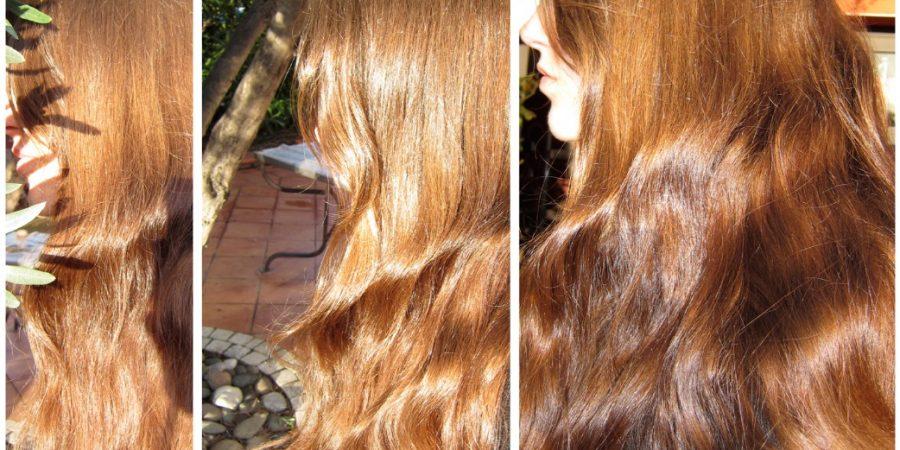 Miel cheveux